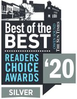 Best Readers Choice Awards 2020