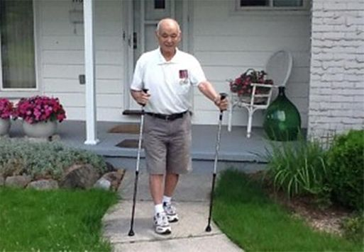 ACTIVATOR Pole Exercise and Walking Program for Parkinson's