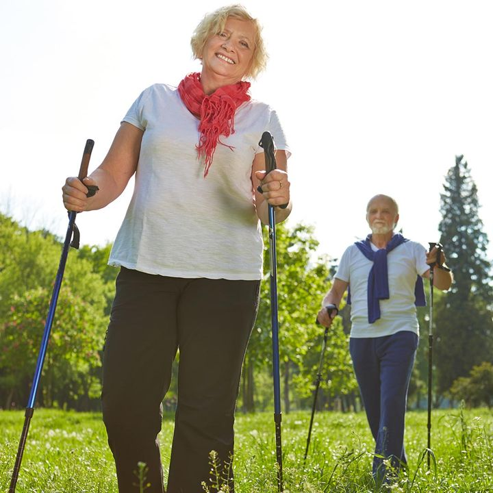 Activator Pole and Exercise for Parkinson's